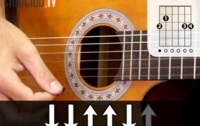 """Video aula de violão – Como Tocar – """"Palácios e Castelos"""" – Luan Santana"""