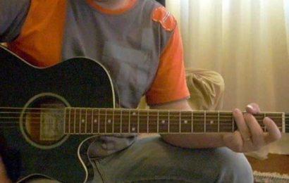 Mais ritmos para exercício ao violão