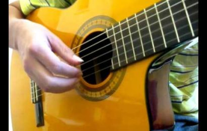 Como fazer solo no violão no tom que você quiser