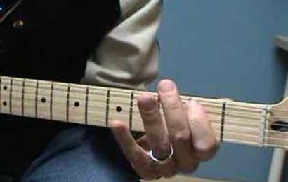 Blues shuffle – aprenda a tocar com essa video aula.