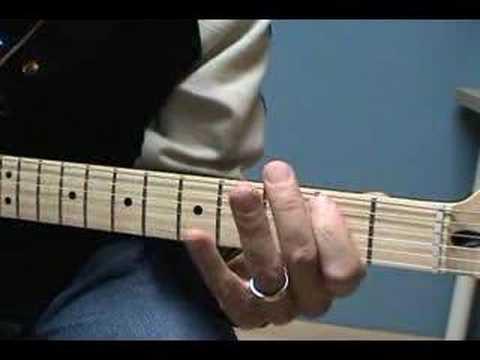 blues shuffle
