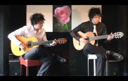 Romance Flamenco com Jesse L – violão.