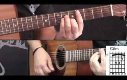 Aula de violão – como tocar Is This Love – Bob Marley.