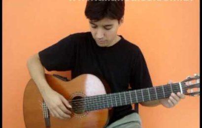 Aula de violão para iniciantes com a música Felicidade – Bolero