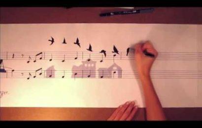 Negrin Matteo – musica, pintura – Som Glocal