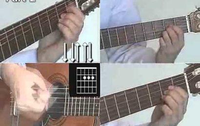 """Video aula de violão – como tocar """"Boys Don't Cry"""" – The Cure – Parte 1, 2, 3 e 4"""