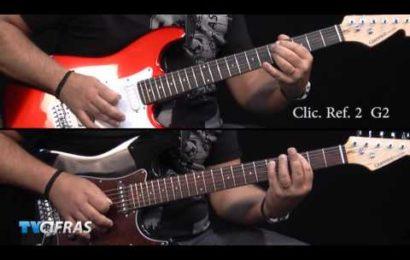 """Video aula de guitarra – como tocar """"Still Loving You"""" – Scorpions – Parte 1 e 2"""