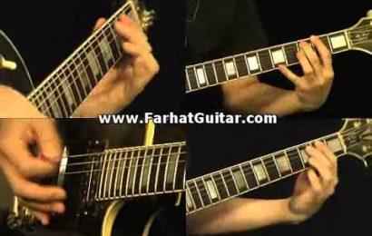 ideo aula de guitarra - Como Tocar - Disconnect