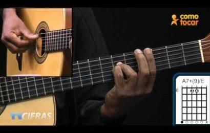 """Aula de violão – como tocar """"Jackie Tequila"""" – Skank e W/Brasil"""