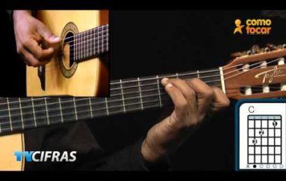 Video aula de violão – Como Tocar a Música – Is this love – Whitesnake
