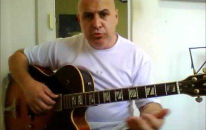 Aula de violão – dicas sobre acordes dominantes.