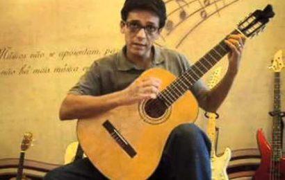Video aula de violão – Ritmo chamamé