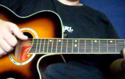 Video aula de violão – Batida de samba para iniciantes