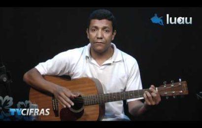 Video aula de violão – Como tocar a música – Encontrar Alguém – Jota Quest