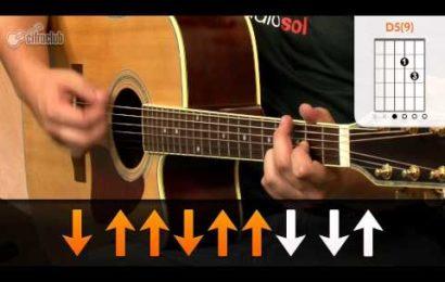Video aula de violão – Como Tocar a Música – Tão Seu – Skank
