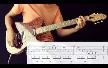 Aula de guitarra country