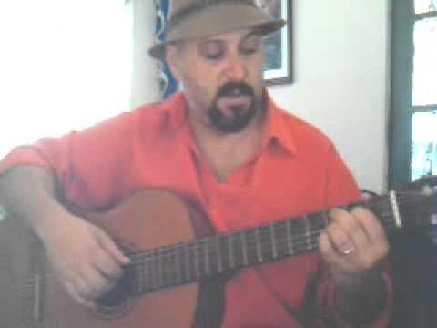Aula de violão com a música Samba de Uma Nota Só