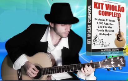 O melhor método para aprender violão