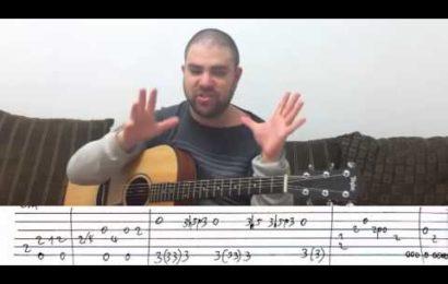 Aprenda dedilhar a musica El Condor Pasa