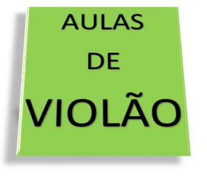 AULA DE VIOLÃO CURSO