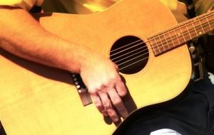 Video aula de violão sobre campo harmonico