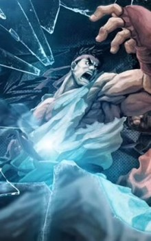 Como tocar o solo do tema do Ryu - street fighter