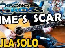 Aprenda a tocar o solo do Time´s Scar – Chrono Cross