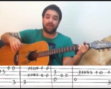 Aprenda a tocar Seasons in the Sun – fingerstyle