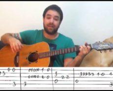 Aprenda a tocar Seasons in the Sun – fingerstyle