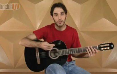 Aula de violão – como tocar a música Morena – Scracho